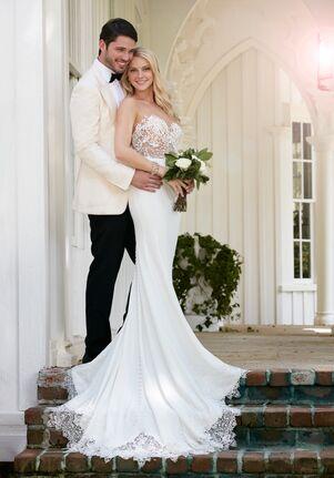 Martina Liana 775 Sheath Wedding Dress