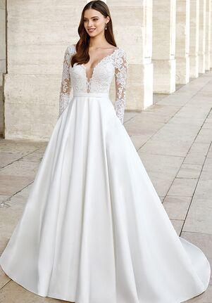 Adore by Justin Alexander 11149 A-Line Wedding Dress