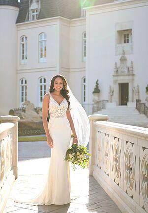Stella York 6928 A-Line Wedding Dress