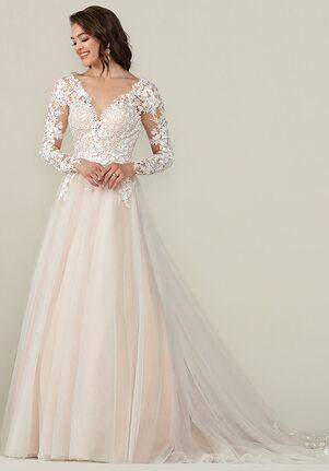 Avery Austin Alice A-Line Wedding Dress