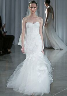 Monique Lhuillier Sonnet Mermaid Wedding Dress