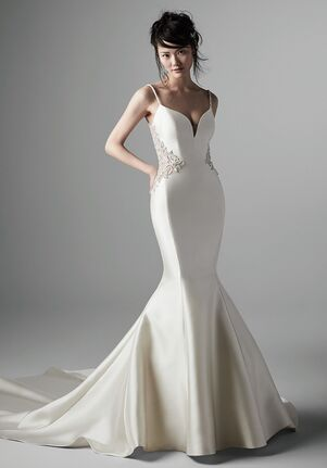 Sottero and Midgley MARQUETTE Mermaid Wedding Dress