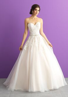 Allure Romance 3001 Ball Gown Wedding Dress