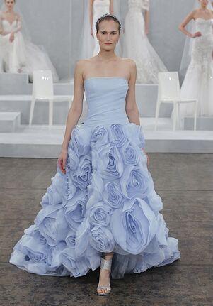 Monique Lhuillier Floressa Ball Gown Wedding Dress