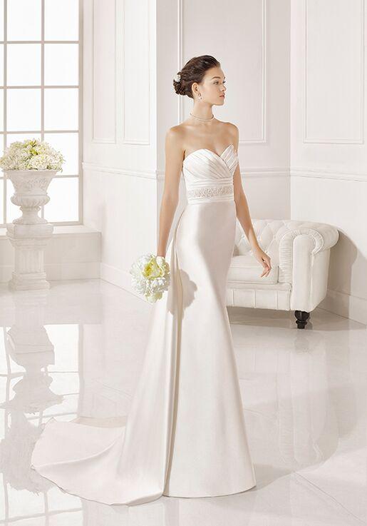 Adriana Alier Zoe Sheath Wedding Dress