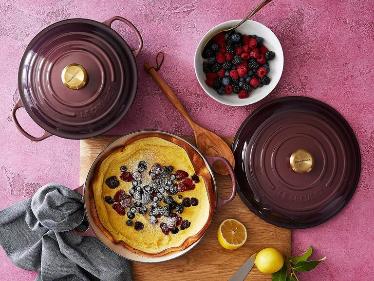 Le Creuset Dutch oven gift for wife