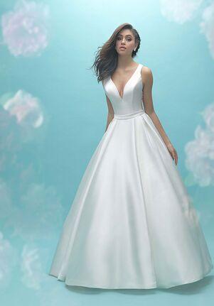 Allure Bridals 9473 Ball Gown Wedding Dress