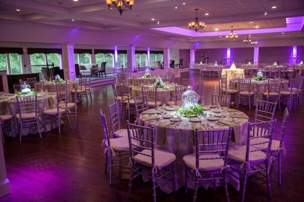 canoe club ballroom