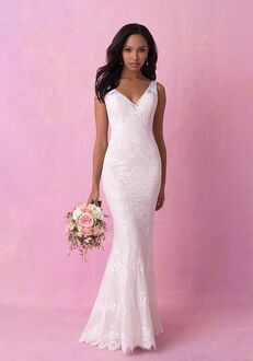 Allure Romance 3160 Sheath Wedding Dress