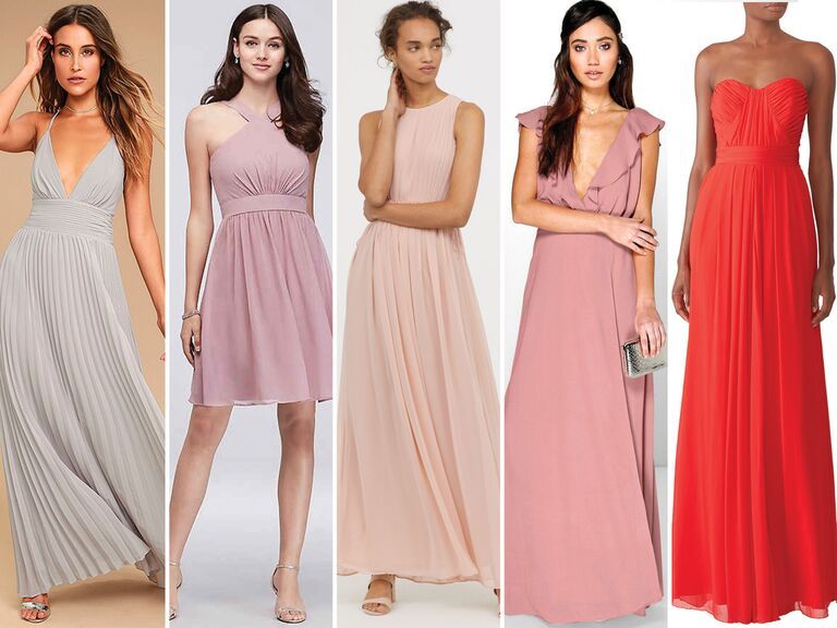 Summer Bridesmaid Dresses | 55 Affordable Bridesmaid Dresses That Don T Look Cheap