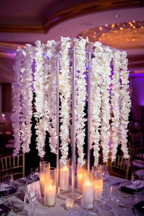 Petal Garland Centerpiece