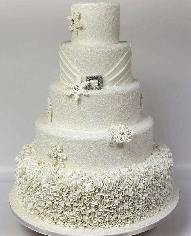 Wedding Cake Trends From Cake Boss Star Buddy Valastro