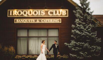 The Iroquois Club | Reception Venues - Bloomfield Hills, MI