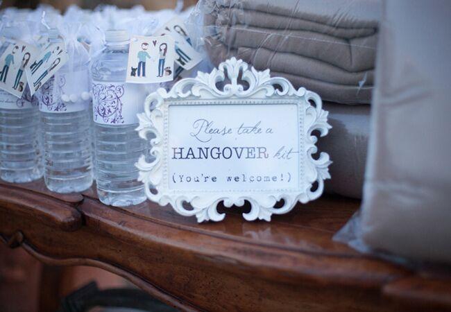 Post Wedding Brunch Ideas