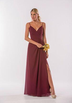 JASMINE P186003 V-Neck Bridesmaid Dress
