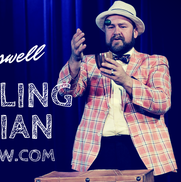 Asheville, NC Magician | Criswell - Traveling Magician