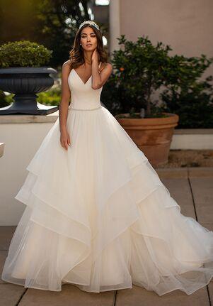 Moonlight Collection J6743 Ball Gown Wedding Dress