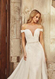 Calla Blanche 18244(SK) Aubrie Sheath Wedding Dress
