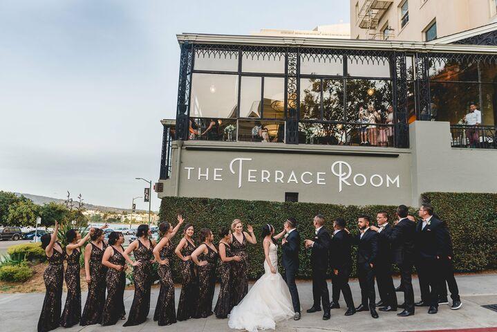 The Terrace Room At Lake Merritt Reception Venues