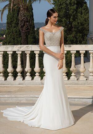 Justin Alexander 88083 Mermaid Wedding Dress