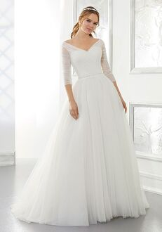Morilee by Madeline Gardner/Blu Amelia A-Line Wedding Dress