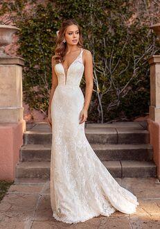 Simply Val Stefani REVERIE Mermaid Wedding Dress