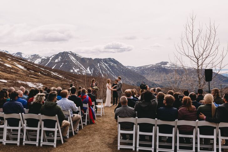 Mountain Outlook Ceremony