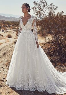 Calla Blanche 19106 Raven Ball Gown Wedding Dress