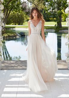 Aire Barcelona CIMER Sheath Wedding Dress