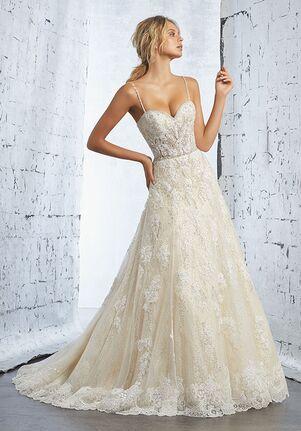 AF Couture: A Division of Morilee by Madeline Gardner Katalina/1704 A-Line Wedding Dress
