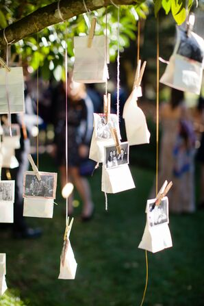 Hanging Photo Decor