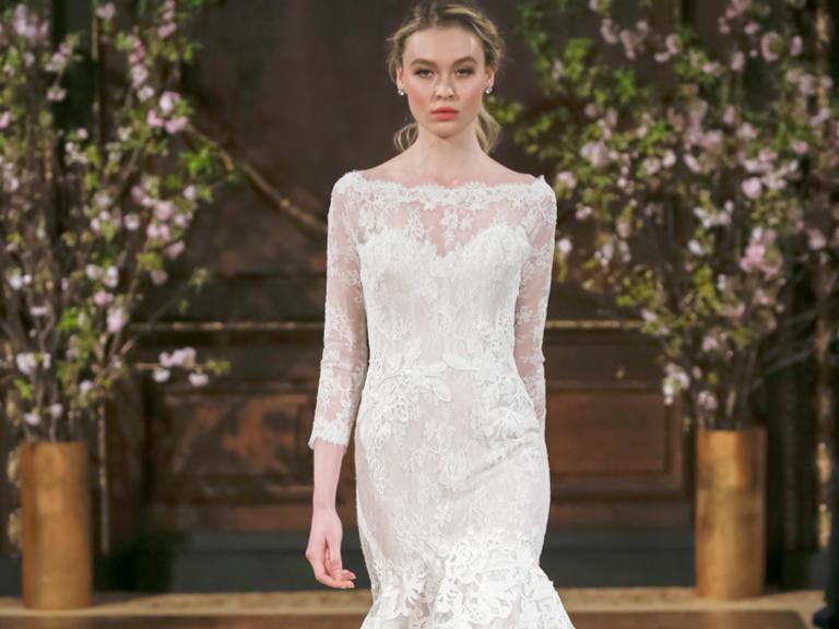 Isabelle Armstrong elegant wedding dresses from Spring 2017