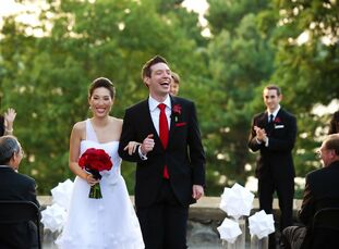 The Bride Celia Hung, 31, an engineer The Groom Jacob (Jake) Perkowski, 33, a software engineer The Date August 20  Celia and Jake let their wedding c