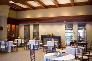 Romantic Private Estate Wedding Reception
