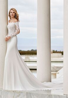 Rosa Clara Couture SERBIA Mermaid Wedding Dress