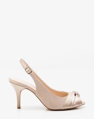 LE CHÂTEAU Wedding Boutique SHOES_362357_124 Black, Gold, Pink, Silver, Grey, Champagne Shoe