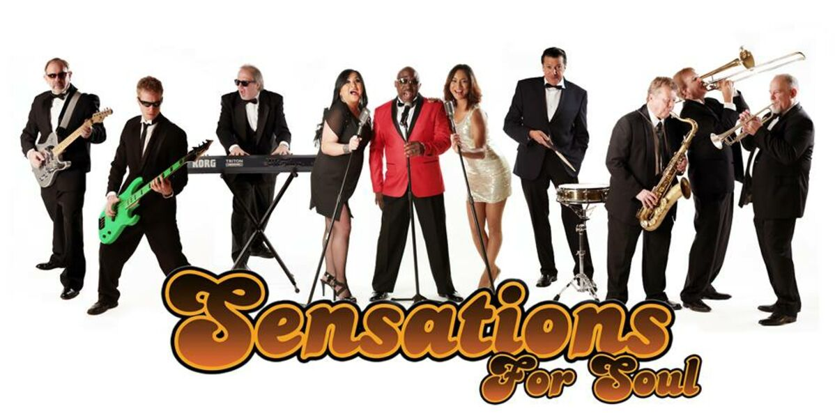 The Sensations Show Band - Cover Band - Salt Lake City, UT