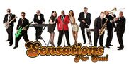 Salt Lake City, UT Cover Band | The Sensations Show Band & MoTown Tribute Show
