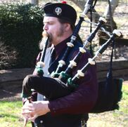 Athens, GA Bagpipes | Athens Piper - Bagpipe Player