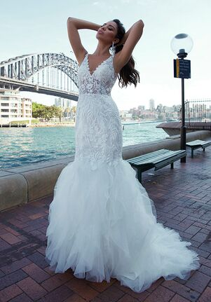 Mia Solano M1844Z | Pascale Mermaid Wedding Dress
