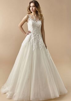 Beautiful BT20-7 A-Line Wedding Dress