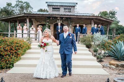 Moffitt Oaks - Houston's Premier Wedding Venue
