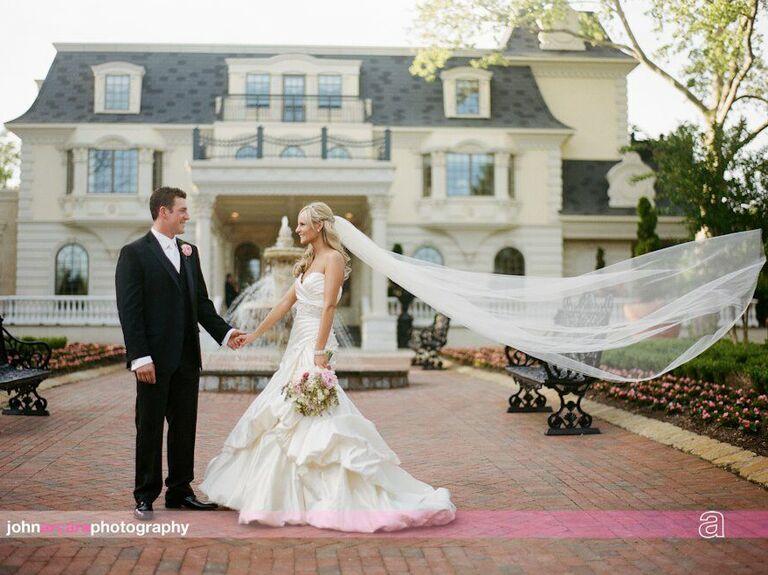 Barn wedding venue in Allentown, New Jersey.