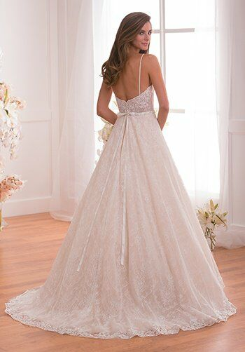 Jasmine Collection F171012 Ball Gown Wedding Dress