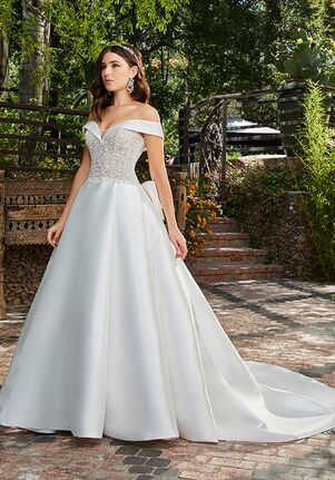 Casablanca Bridal 2401-1 Kensington Ball Gown Wedding Dress