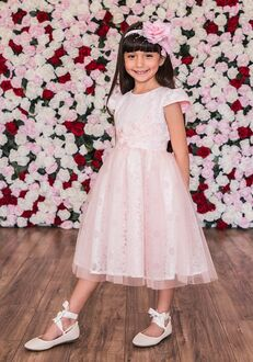 Kid's Dream C205 Ivory Flower Girl Dress