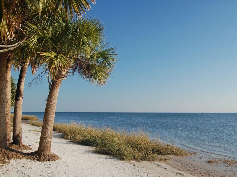 Caribbean wedding destination: The Bahamas