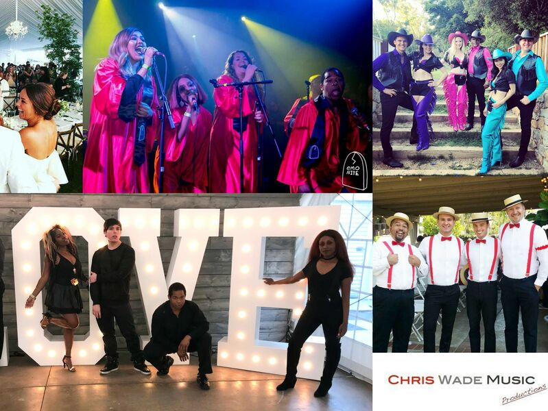 Chris Wade Music Productions - A Cappella Group - Los Angeles, CA