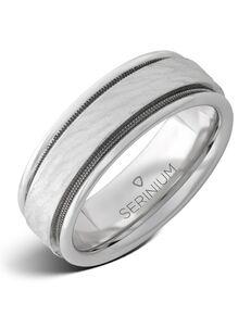 Serinium® Collection Lighthouse — Milgrain Serinium® Ring-RMSA002981 Serinium® Wedding Ring