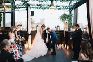 Gramercy Park Hotel Rooftop Ceremony